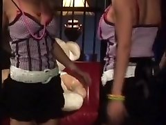 Crazy homemade Creampie, Babysitters sex clip