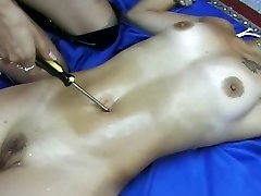 Navel torture Magnificent