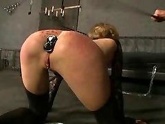 Blond german slave nymph  1-2