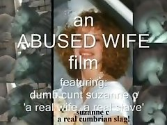 Abused wife