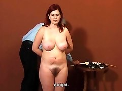 Slavegirl's High-class Pain Castings - Stella (25 years)