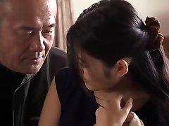 Crazy Japanese wife cheats