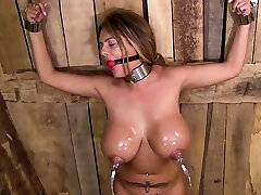 British pornstar bondage and popshot