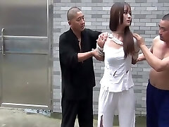 Chinese Lady In Jail