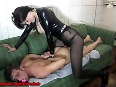 Femdom Wire On Chastity and CEI Compilation