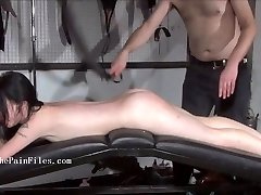 Brutal sub blowjobs and rough slave fuck-a-thon of have fun piercing