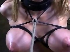 Sadistic Bdsm Bitch Inflicting Agony