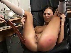 Wonderful spanking