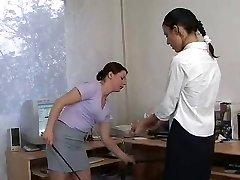 Sumptuous spanking