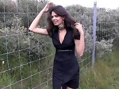 outdoor girl steel electro