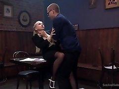 Christie Stevens' Anal Audit