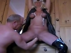 mature wife tormented and squirting