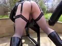 Slutty dykes in sizzling damsel domination porn action