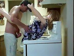 Step MOM in Kitchen-Desire