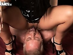 Dominating 3some