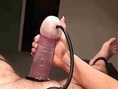 Tantalized Handjob