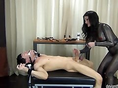 Lose your balls the Female Dom way
