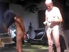 Killer homemade BDSM adult clip