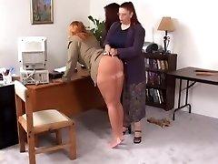 Sabrina stone spanking 1