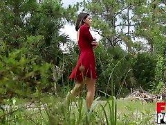 Gina Valentina in The Supremacy Barn