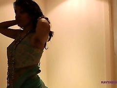 Indian Erotic Dance Video Of Desi Superslut Kavya Sharma