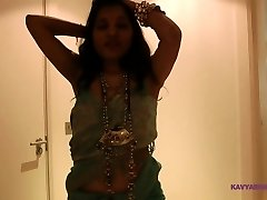 Indian Erotic Dance Vid Of Desi Slut Kavya Sharma