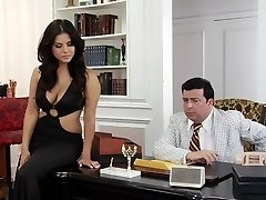 Incredible superstars Madison Ivy, Sunny Leone and Breanne Benson in amazing facial, hd xxx sequence