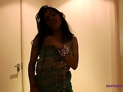 Indian Erotic Dance Video Of Desi Fuckslut Kavya Sharma
