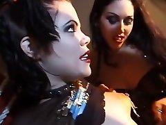 Epic pornstars Darian Caine, A.J. Kahn and Katie Jordan in best fuck sticks/toys, lesbian xxx video