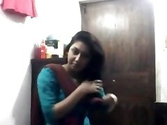 Glorious Bengali Stunner In Shalwar at Masturbation