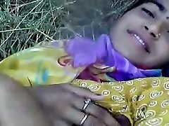 northindia doll flash off outdoor and bust girl touch