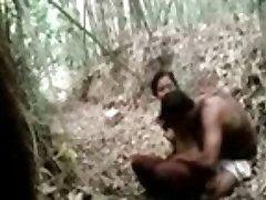 22 1 поселка один-два раза горячий секс в лесу