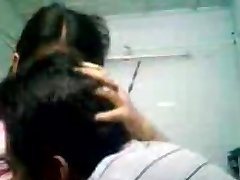 Indian Bengali College Girl Very First Time Fucky-fucky With Bf-On Cam