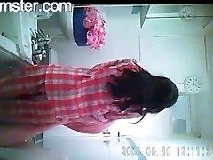 Hot Bengali Dame Darshita Bathroom From Arxhamster