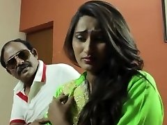 Father and Son with a Warm Mallu Aunty _ Hot Scene HD