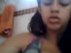 Indian Girl masturbieren so schwer