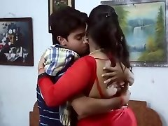 Savita Bhabhi Hot Video with Young Boy