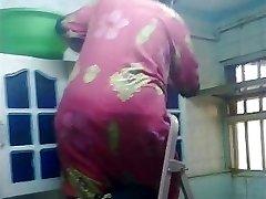 Arab Ass Voyeur - Big Bubble Backside - Arse Candid
