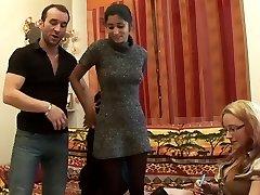 Casting fledgling Indian girl - Telsev