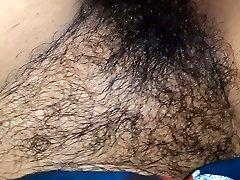 Surya fucking hot wife fingerblasting hairy pussy