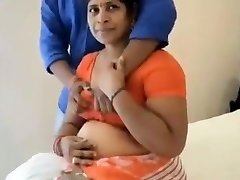Indian mummy fuck with teen boy in hotel room