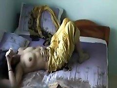 Yellow Salwar Gf Missing Unclothing Part