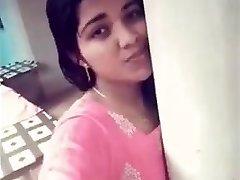 Malayali Woman Selfie Video To Lover
