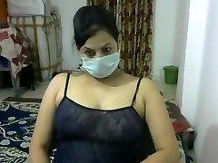 Indian web webcam aunty-2