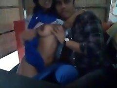 Bangladeshi Bf& Girlfriend in restaurant 3-Utter on hotcamgirls . in