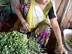 Splendid Indian Vegetable Vendor Spy