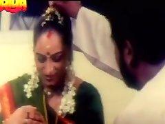 Unknown Actress Suhaag Raat Scene