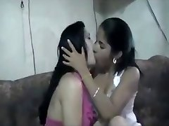 Indian Lesbos Making Love