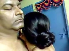 Sexy Homemade Indian Mature Hairy Duo Have Awesome Fuck-a-thon