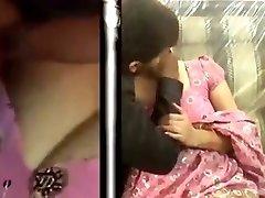 INdian Horny Aunty Yam-sized Tits Pressed Hard